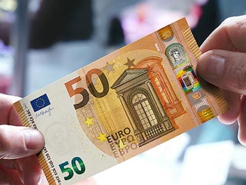 Nuova banconota da 50 euro: più sicura contro le contraffazioni