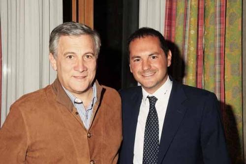 Assegnato il premio Carlo V al Presidente Tajani