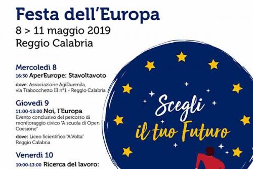 9 maggio, Barletta celebra la Festa dell'Europa