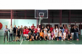 Little Women Play Basketball: è tutto pronto per la quarta giornata