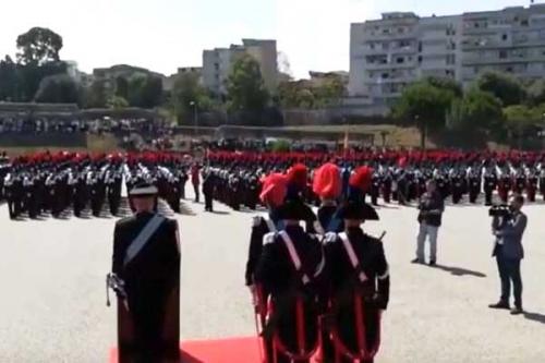 Calendario Carabinieri Dove Si Compra.Reggio Calabria Giuramento Allievi Carabinieri L Augurio