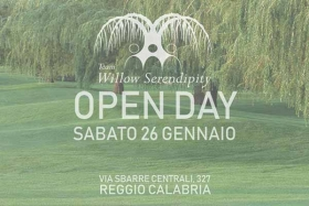 Sabato 26 Gennaio l'open day di WillowSerendipity