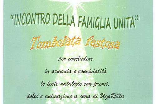 A Salice Lincontro Della Famiglia Unita Calabria Post